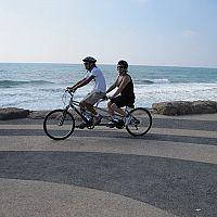 טיול אופניים מרתק בתל אביב