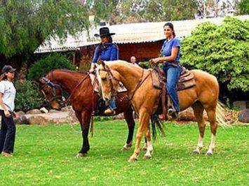 אטרקציות ביבשה - חבילת ספא זוגי וטיול סוסים פרטי