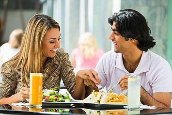 החיים הטובים - עיסוי זוגי וארוחת ערב