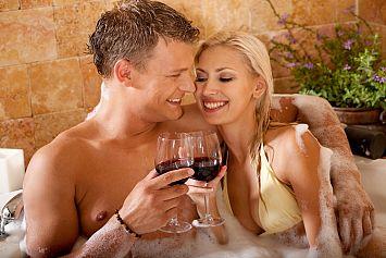 קוקטייל החלומות - עיסוי זוגי משולב ואמבט שמנים