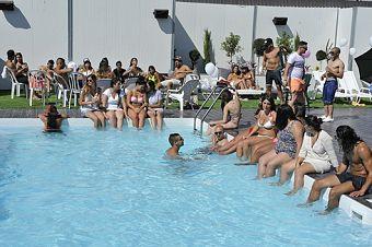וילה הבריכה הלבנה