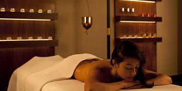 THE Spa-מלון דיוויד אינטרקונטיננטל