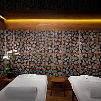 חדר טיפולים - ספא אלכסנדר