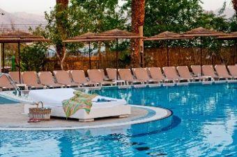 Share Spa - מלון יו קורל ביץ אילת