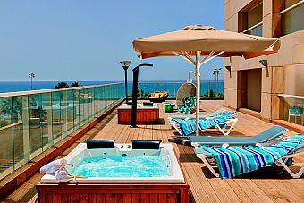 Share spa - מלון לאונרדו בת ים