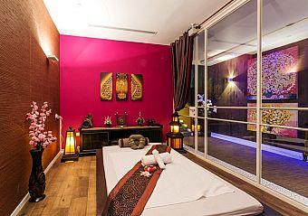 שבע ספא - מלון הילטון תל אביב