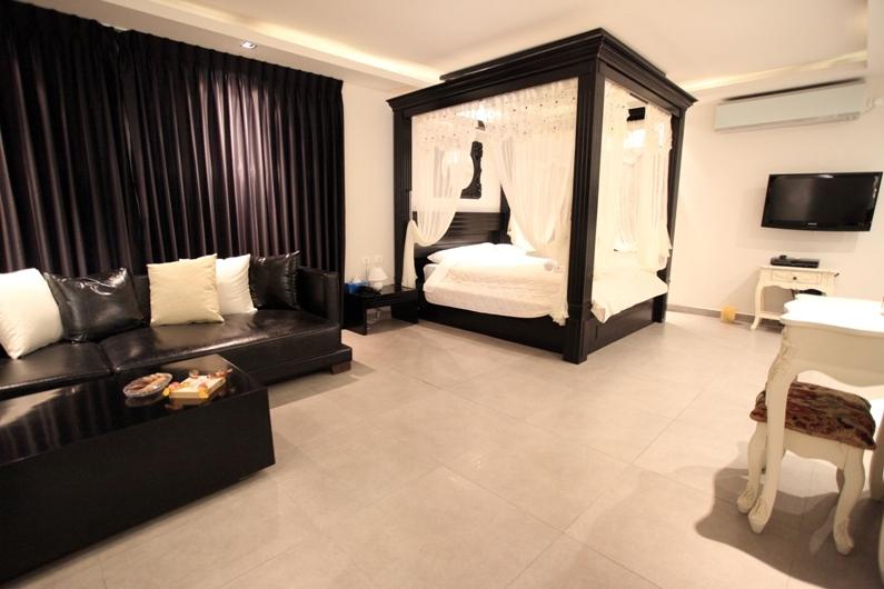 חדר מפנק  - וילה אחוזת הספא