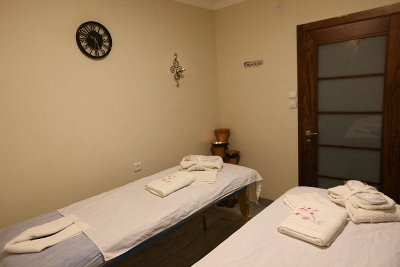 חדר טיפולים לזוג - ספא לוקסור
