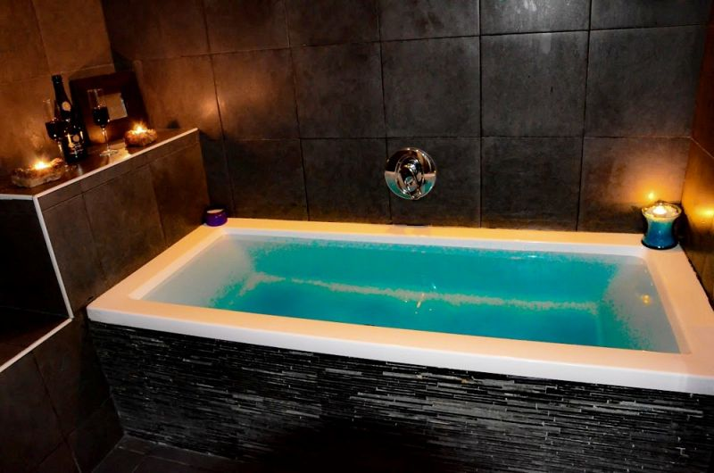 אמבט פרטי - ספא פולג