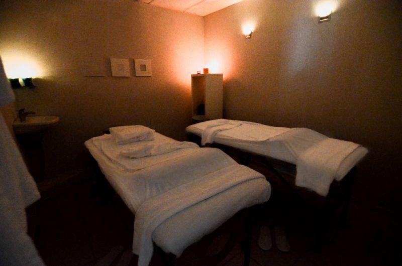 חדר טיפולים - ספא פולג