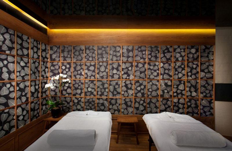 חדר טיפולים זוגי - ספא אלכסנדר
