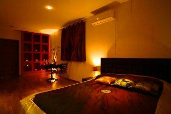 חדר שינה מפואר