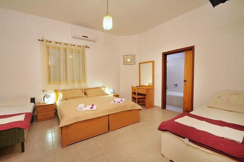 חדר שינה - וילה מונפורט