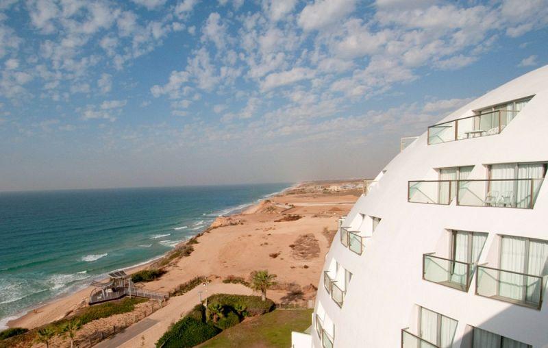 נוף הים ממול המלון - סי סייד ספא