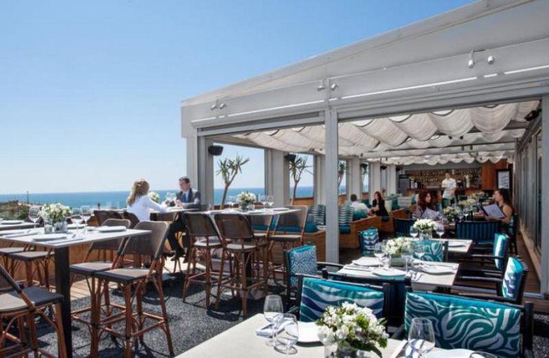 מסעדת המלון - ספא אלכסנדר