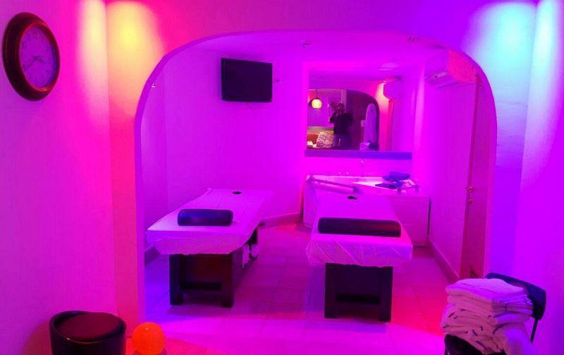 חדר טיפולים פרטי - גולדן ספא טבריה