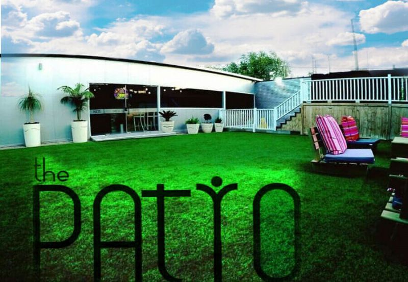 הפטיו-THE PATIO